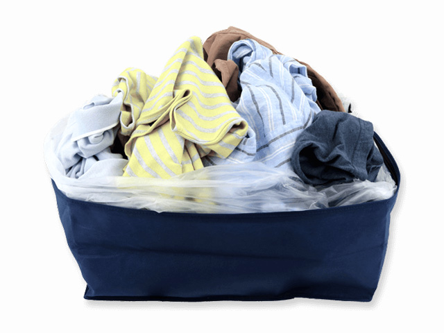 洗濯物写真