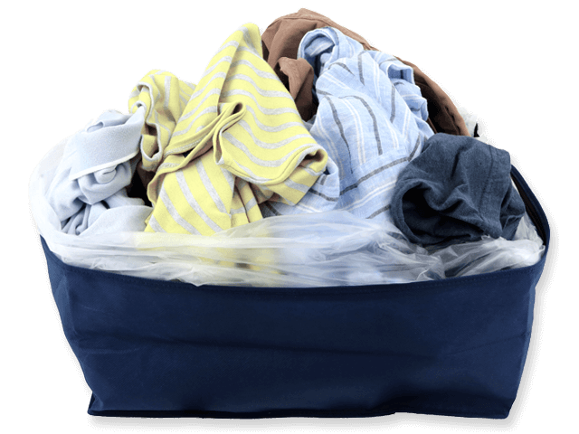 洗濯代行利用時の集荷準備について